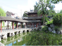 Yu Garden. Shanghai.